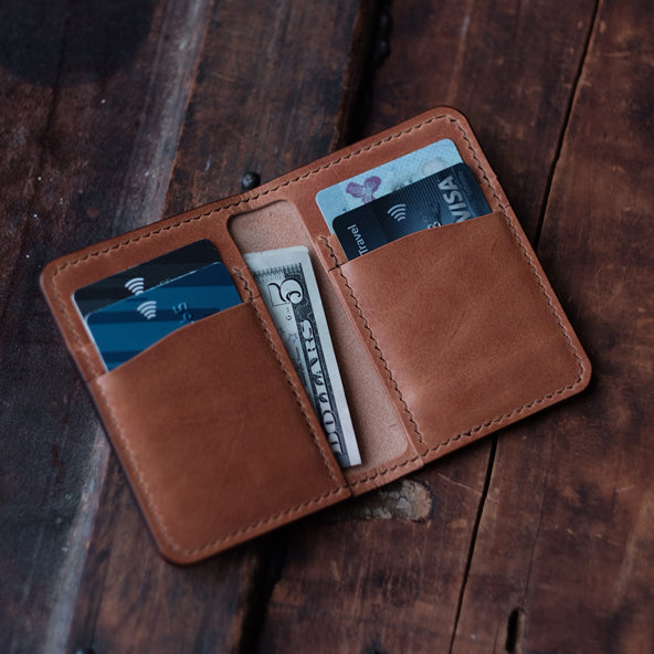 LKG - 6 Pocket Vertical Wallet Template (Downloadable PDF)