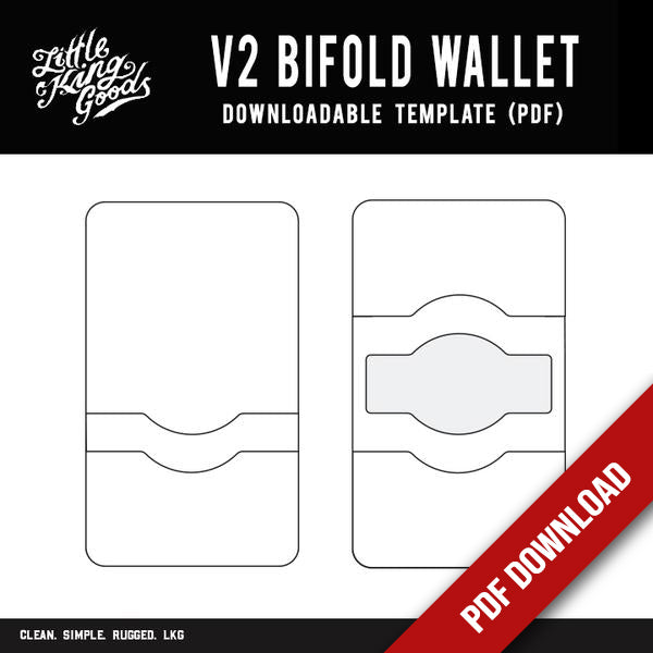 LKG - V2 Bifold Template (Downloadable PDF)