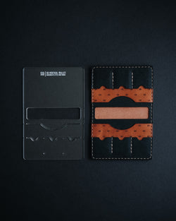SD Vertical Wallet - (Acrylic Template)