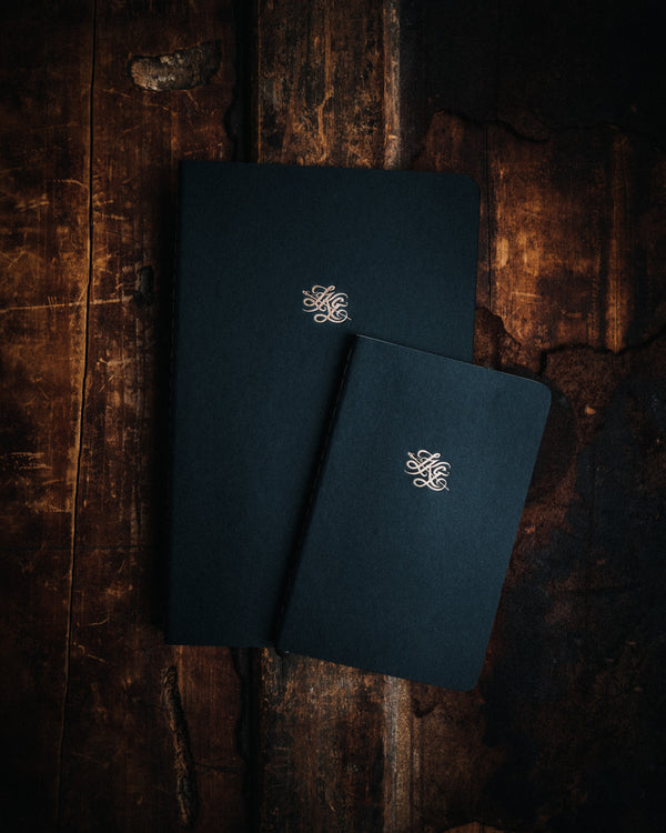 LKG Notebooks for SMALL or LARGE Scribe Journal.