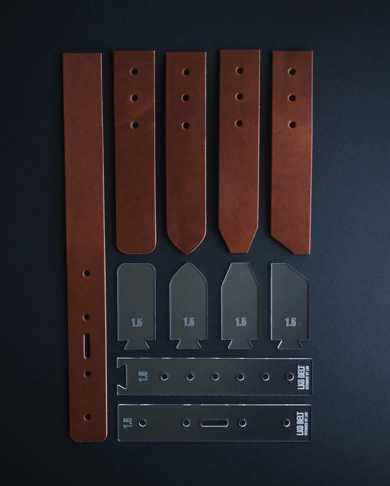 LKG BELT - (Acrylic Template)
