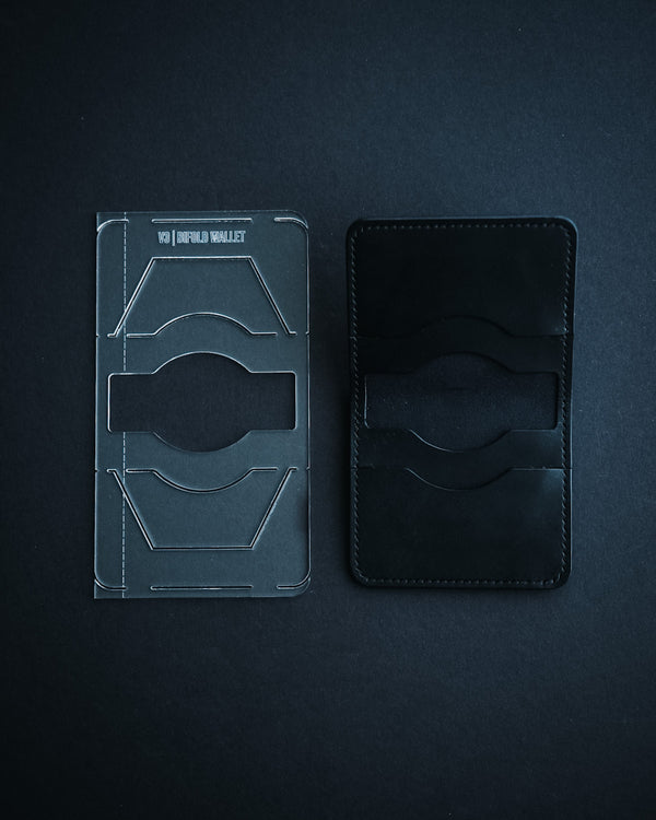 V3 BIFOLD - (Acrylic Template)