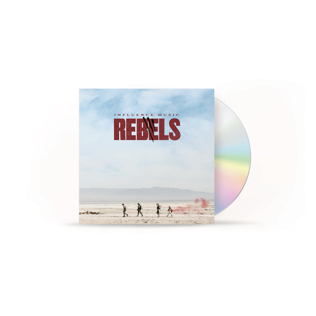 REBELS - CD