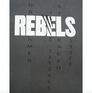 REBELS Adult T-Shirt