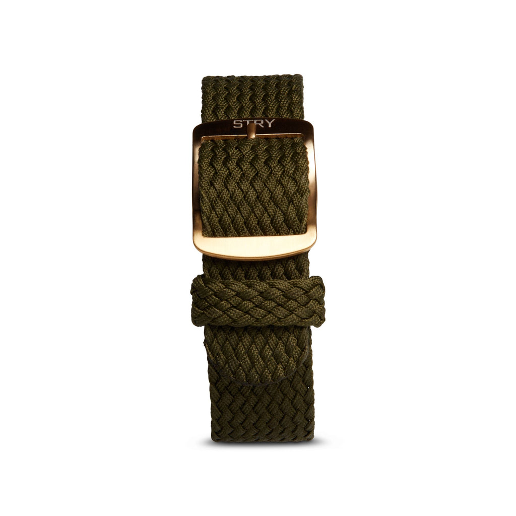 Olive Green Nylon Band - STRY Project
