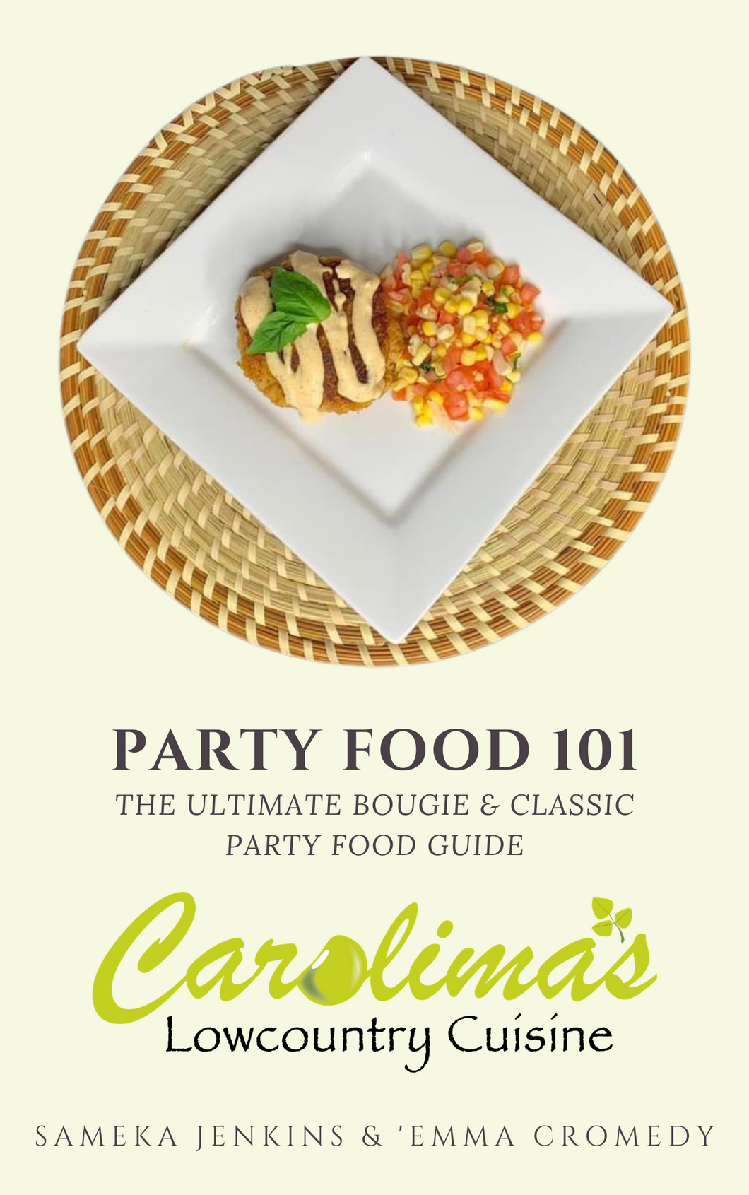 Party Food 101 E-book