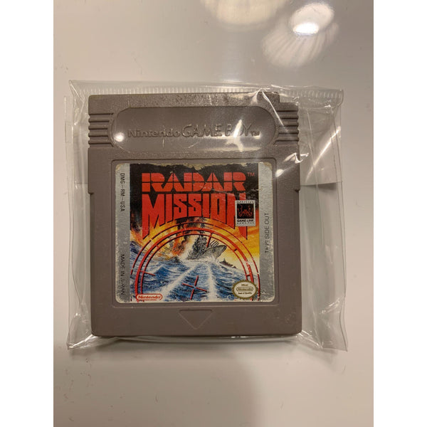 Radar Mission Gameboy Game Cartridge - Tokyo Retro Gaming