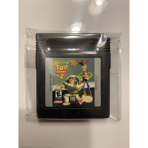 Toy Story 2 Gameboy Game Cartridge