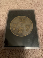 Japan Commemorative Coin Toy Story 2 - Tokyo Retro Gaming