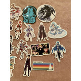 Sword Art Online Anime Stickers - Tokyo Retro Gaming