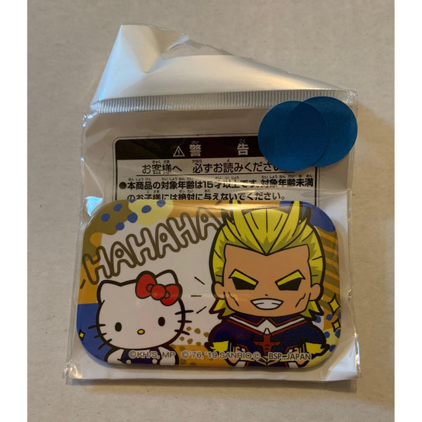 My Hero Academia Sanrio Button Can Badge - Tokyo Retro Gaming