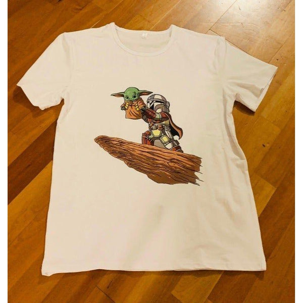 Mandalorian Baby Yoda The Child Shirt - Tokyo Retro Gaming