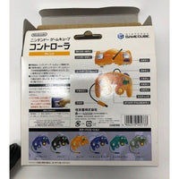 GameCube Japan Orange Spice Controller - Tokyo Retro Gaming