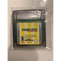 Stuart Little Gameboy Color Game - Tokyo Retro Gaming