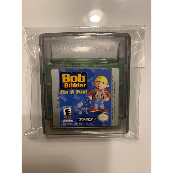 Bob the Builder Gameboy Color - Tokyo Retro Gaming