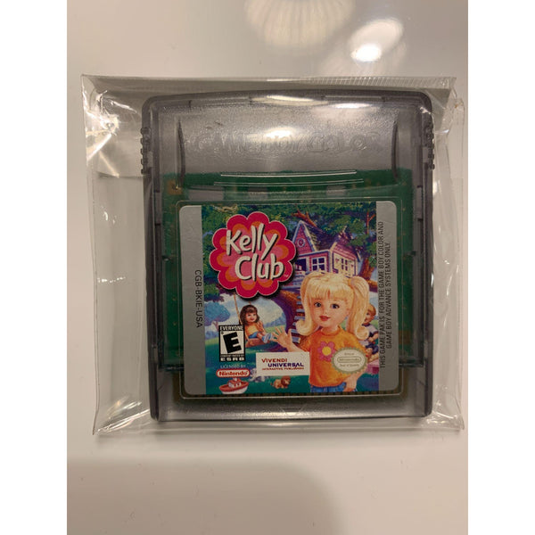 Kelly Club Gameboy Color Game - Tokyo Retro Gaming