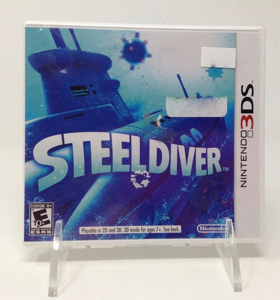 Steel Diver Nintendo 3DS Video Game - Tokyo Retro Gaming
