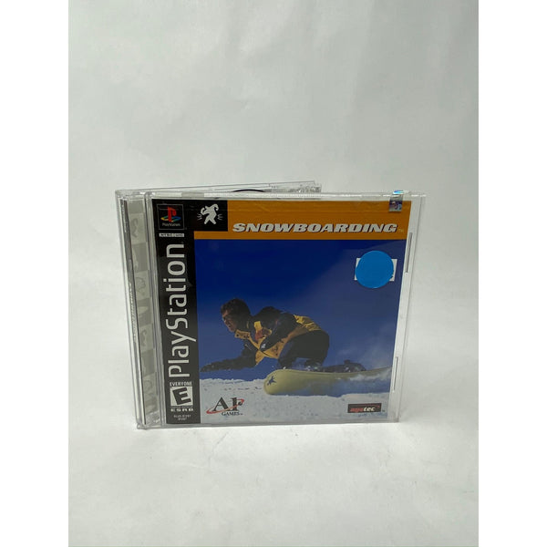 Retro Video Game Playstation Snowboarding - Tokyo Retro Gaming