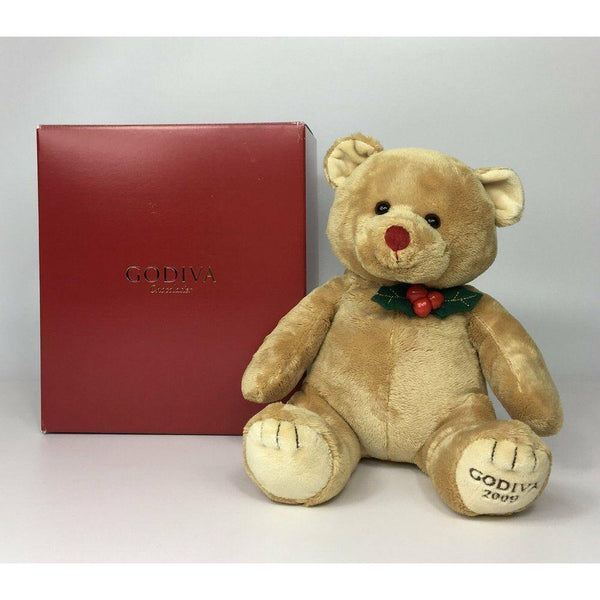 GODIVA x Gund 2009 Plush Doll Set Holly - Tokyo Retro Gaming