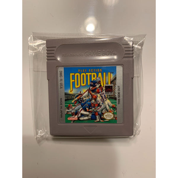 Play Action Football Gameboy Game - Tokyo Retro Gaming