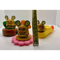 McDonald's Japan Pokemon Happy Meal Toys - Tokyo Retro Gaming
