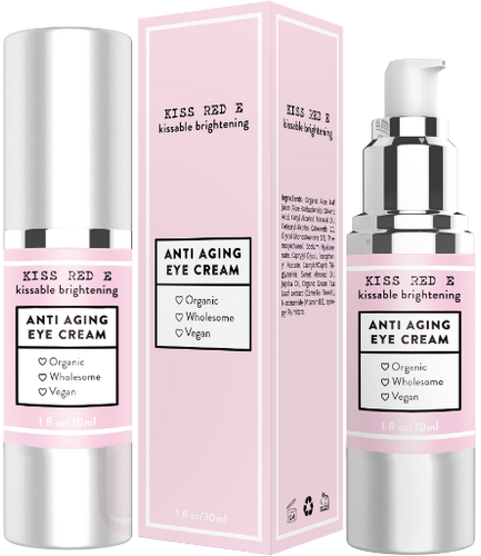 Kiss Red E Eye Cream