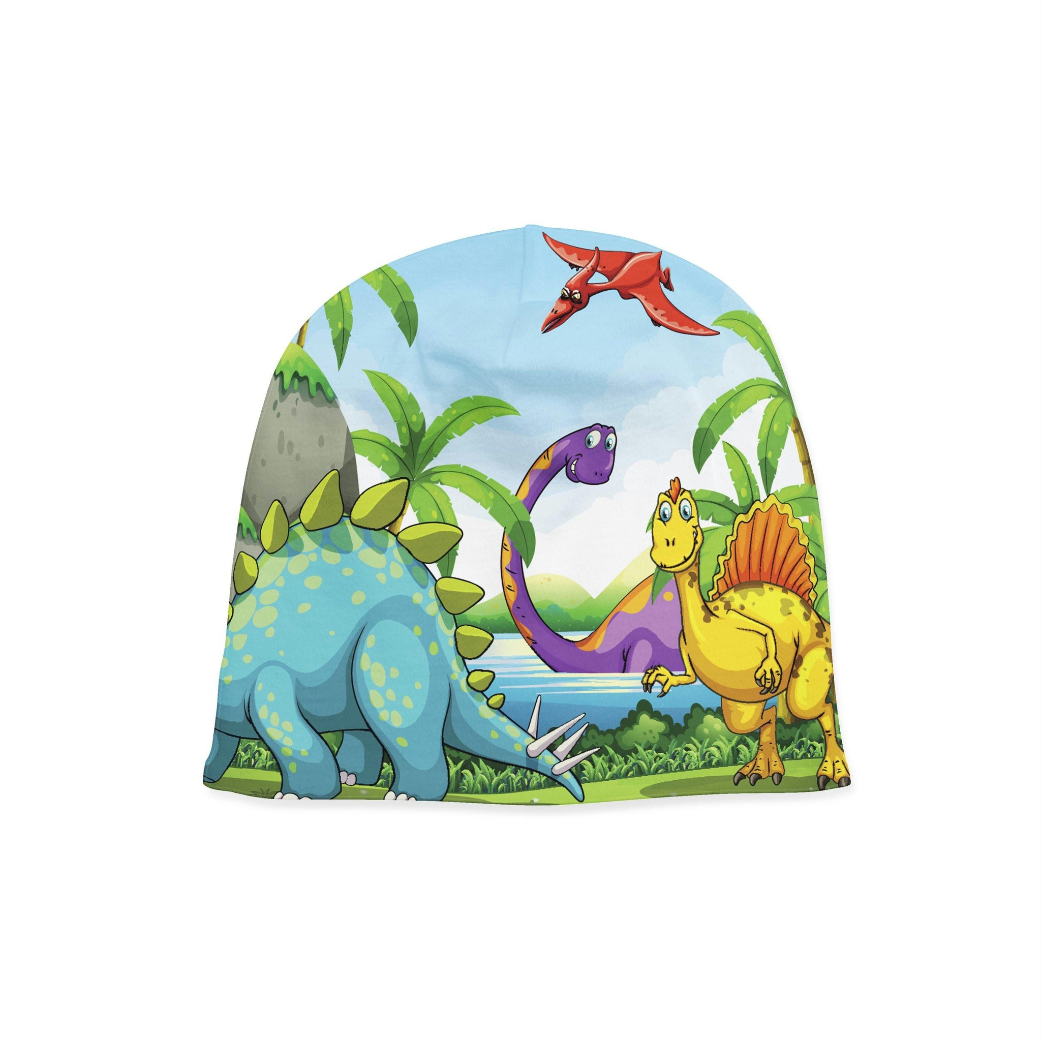 Dino World Beanie Baby Hat