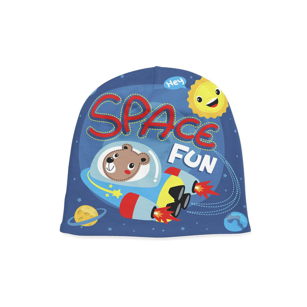 Space Travel Beanie Baby Hat