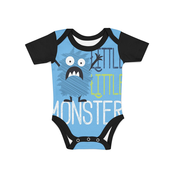 Smallest Monster Baby Onesie