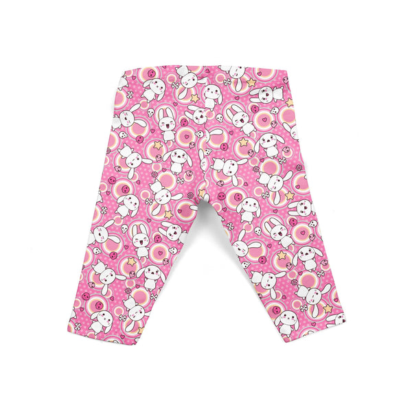 Bubblegum Bunny Frenzy Baby Legging