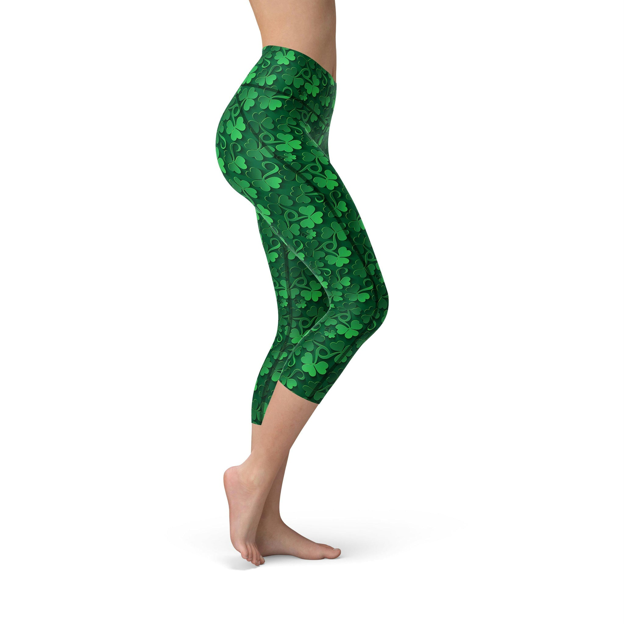 Capri Aoife's Tree Legging