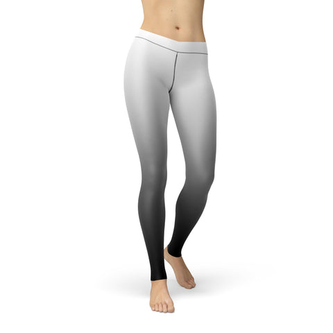 Gentle Mid-Rise Onyx Pearl Fusion Legging
