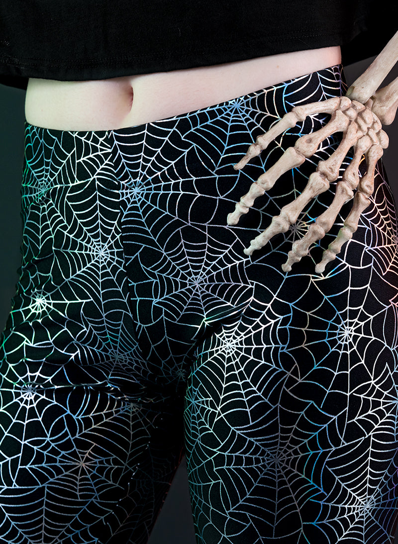Walking in the Spiderwebs Leggings