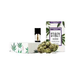 STIIIZY - THC PODS INDICA (CLICK FOR OPTIONS)