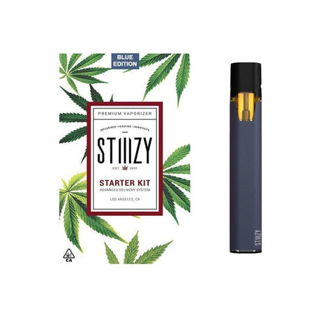 STIIIZY's Starter Kit - Blue