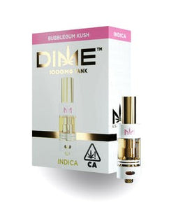 DIME 1000MG CARTRIDGE - INDICA (OPTIONS)