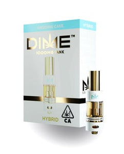 DIME 1000MG CARTRIDGE - HYBRID (OPTIONS)
