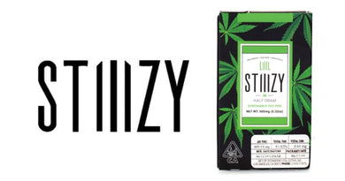 LIIIL STIIIZY - DISPOSABLE VAPES .5 GRAM