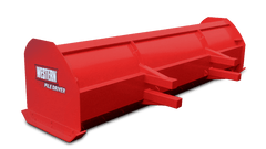 WESTERN® Snowplow, 10' PILE DRIVER™ for Backhoe
