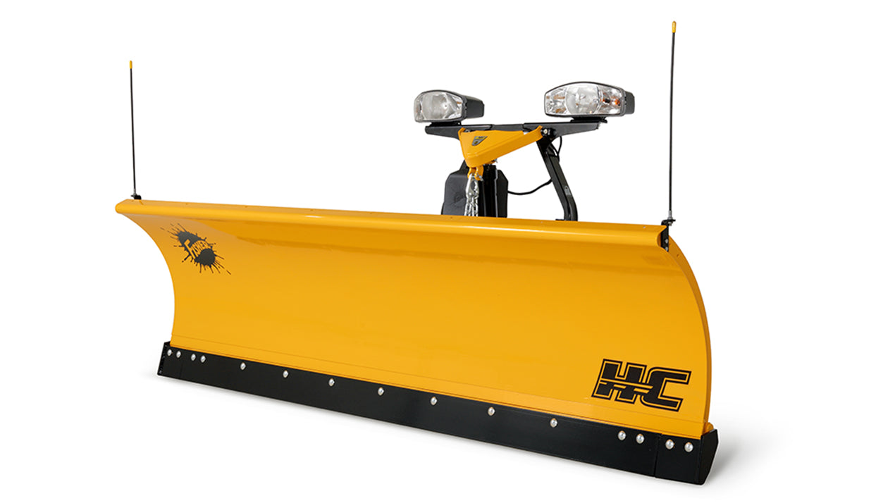 FISHER® Snow Plow, 10' HC Straight Blade