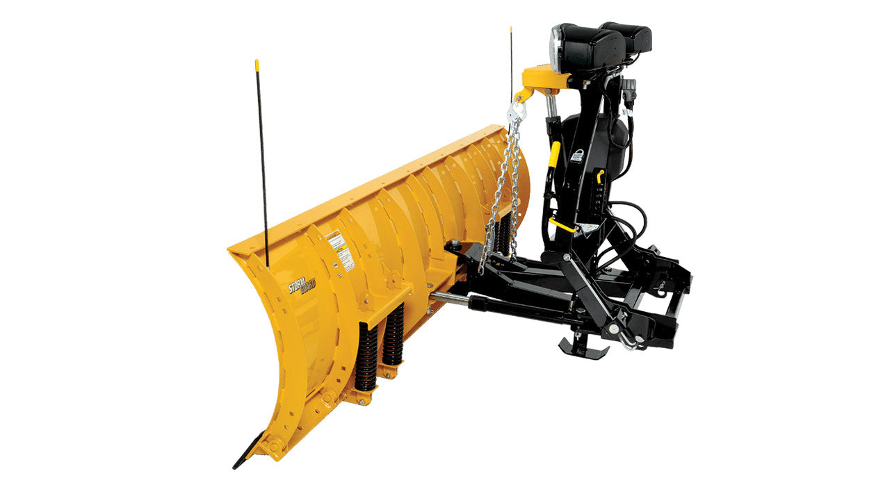 "FISHER® Snow Plow, 8'6"" HD2™ Straight Blade"