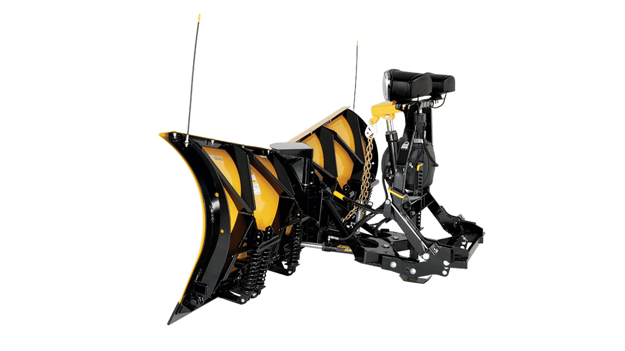 "FISHER® Snow Plow, 8'6"" XV2™ V-Plow"