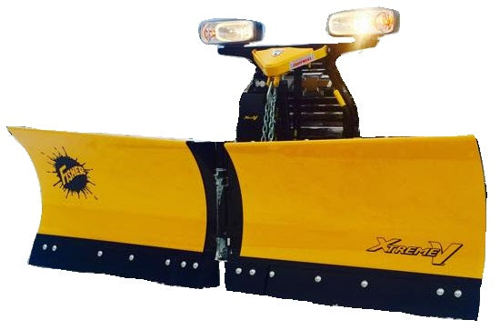 "FISHER® Snow Plow, 8'6"" XtremeV™ V-Plow"