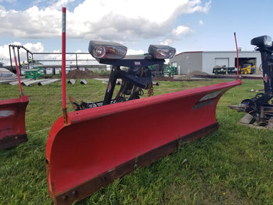 WESTERN® Snowplow #1903, 8' PRO PLUS® Steel Straight Blade, Ultramount