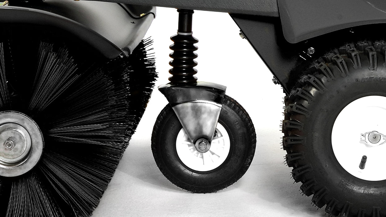 WESTERN® RB-400 Self-Propelled Rotary Broom