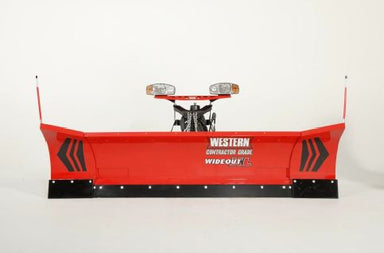 "WESTERN® Snowplow, 8'6"" to 11' WIDE-OUT™ XL Winged Plow"