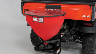 WESTERN® Spreader, LOW-PRO 300W Wireless Poly Tailgate Spreader