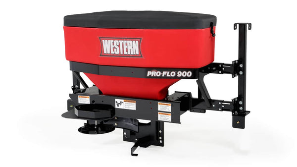 WESTERN® Spreader, PRO-FLO™ 525 & 900 Poly Two-Stage Tailgate Spreader
