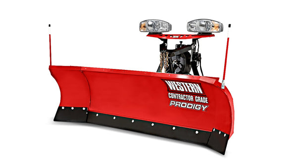 "WESTERN® Snowplow, 8'6"" PRODIGY™ Winged Plow"