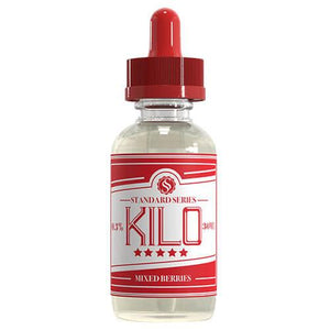 Kilo eLiquids Standard Series - Mixed Berries